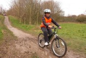 Our more advanced BikeKlubz sessions offer children the chance for off-road riding