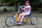 Our novelty bikes give children the chance to ride weird and wonderful machines
