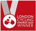 london cycling awards winner