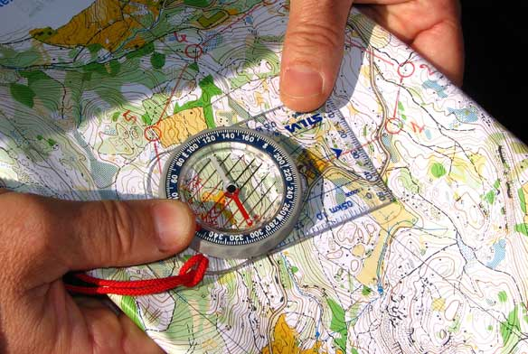 Image result for orienteering